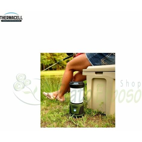ThermaCELL Linterna Scout