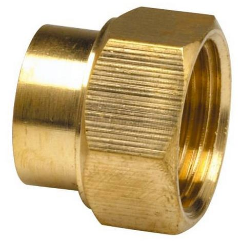 "Thermador 270GC1215 - Sleeve Brass to welding - F1/2"" -"