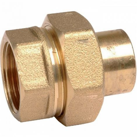 "Thermador 340GC1212 - connection union Brass straight to welding - F3/8"" -"