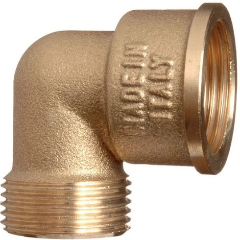 Thermador 92G12C - connection Brass elbow 90