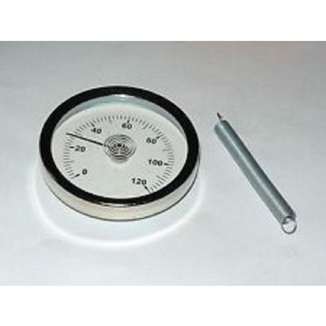 Thermador TR Thermometer Spring bracket lamp Dial