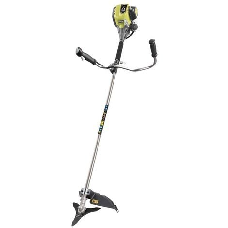 Thermal brush cutter RYOBI 750W - 4-stroke engine 30cm2 RBC430SBD