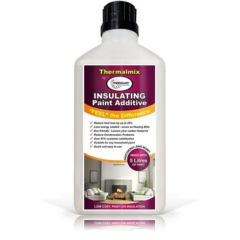 Thermalmix - Insulating Paint Additive - 1 L