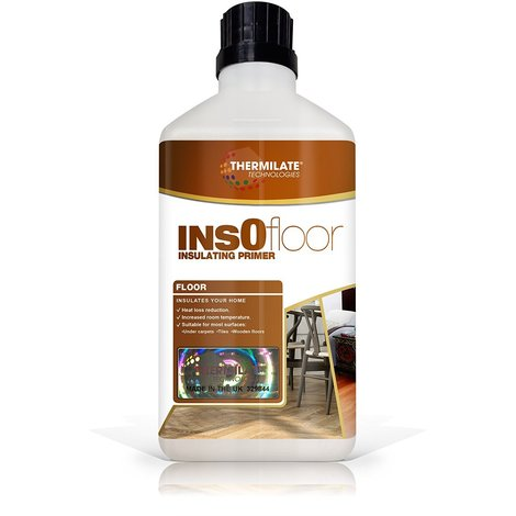 "Thermilate ""'InsOfloor"" Underfloor Heating Thermal Primer - 1 L"