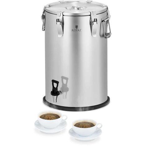 Thermo Box Robinet De Vidange Thermobox Conter De Maintien Food Acier 35 L