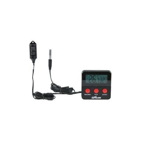 Thermo /Hygromètre digital avec sonde