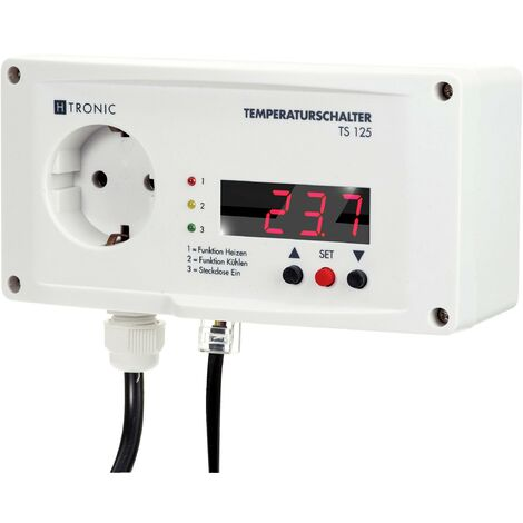 Thermo-interrupteur TS 125 S39263