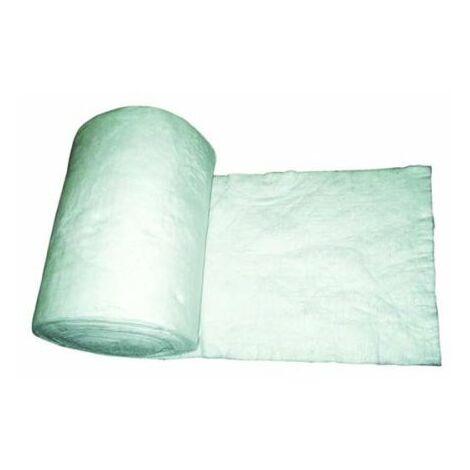 """main image of """"thermo-isolant fibres céramique aluminium 14,6X0,61mtX13mm"""""""