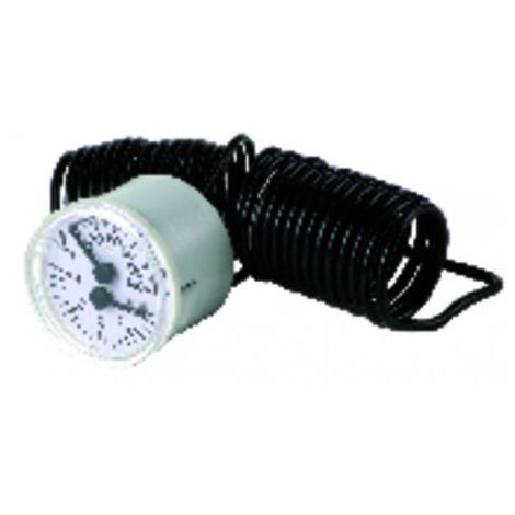 Thermo manometer SGN/K SGE/K - FERROLI : 39814770