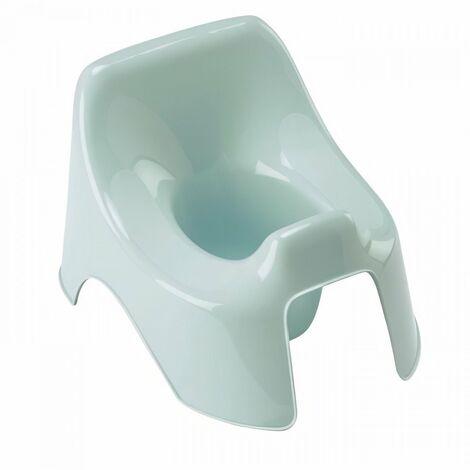 THERMOBABY R/éducteur de WC avec Dossier Vert C/éladon