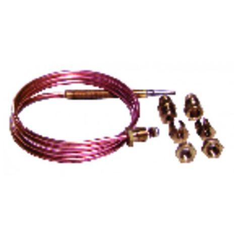 """Thermocouple 900mm m8 m9 m10 11/32"""" f6 compression"""