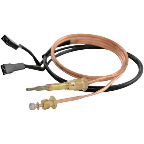 Thermocouple ASA vanne HONEYWELL Réf. S17007012 PCE DET CHAPPEE/BROTJE/IS CHAUFF