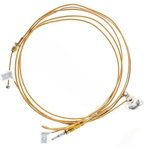 Thermocouple Caldera Fagor F15,20 originale MU1205700 Limiteur