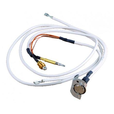 Thermocouple kit - ELM LEBLANC : 87072060740