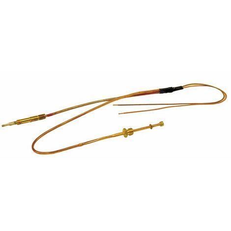 Thermocouple NG100/G 2 fils - ROCA BAXI : 141041364
