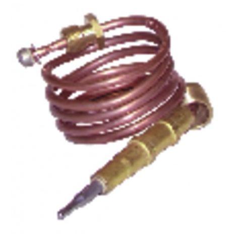 Thermocouple SIT l:600mm - DIFF for De Dietrich : 83504700