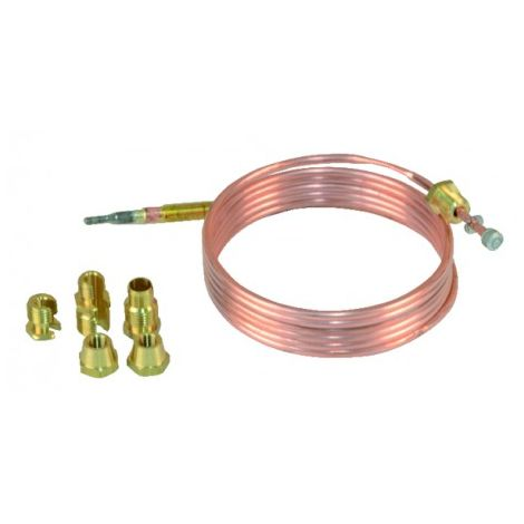 """Thermocouple - Thermocouple 6 fittings catering industry (M8 - M9 - M10 - 11/32"""" - F6 - compression)"""