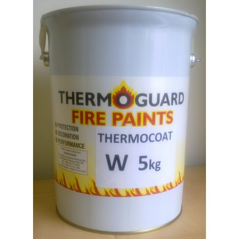 Thermoguard Thermocoat W 20kg Intumescent paint white