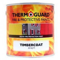 Thermoguard Timbercoat Intumescent paint for wood