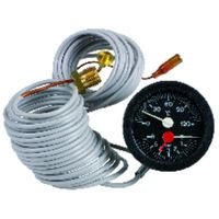 Thermomanometer - 187802000 - DIFF for Baxi-Roca : 147057013