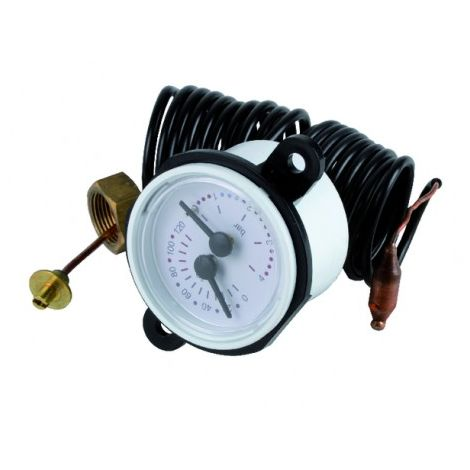 Thermomanometer - DIFF for Chappée : SX8922380