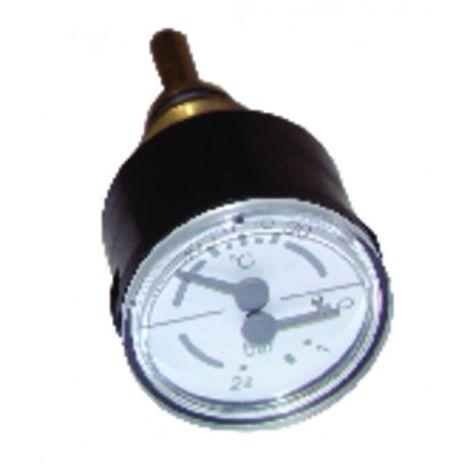 Thermomanometer - DIFF for ELM Leblanc : 87167430560