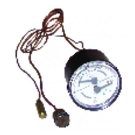 Thermomanometer - DIFF for ELM Leblanc : 87167577230