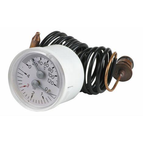 Thermomanometer - RIELLO : 4364421