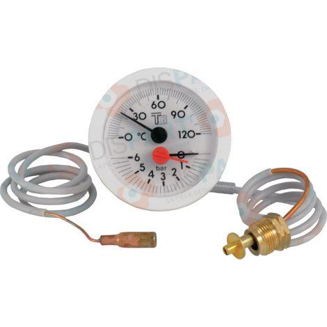 Thermomanomètre 6B CAP500 NEF Réf. 39802620