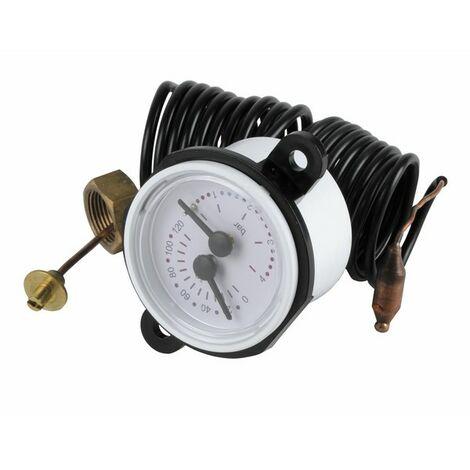 Thermomanomètre - DIFF pour Chappée : SX8922380
