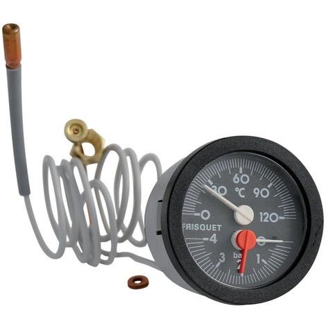 Thermomanomètre + joints Réf. F3AA40085 FRISQUET