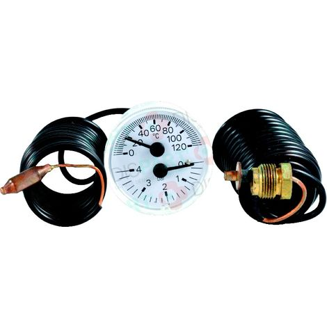 Thermomanomètre SGN/K SGE/K (36400210) Réf. 39814770