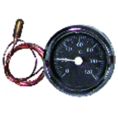 Thermometer 0-120°C - DIFF for Baxi-Roca : 182020512