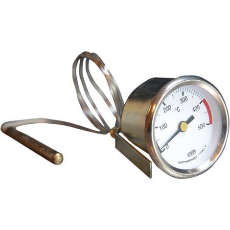 Thermomètre à capillaire - 0 / 500°C