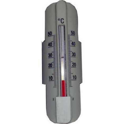 Thermometre à clipser sur les tubes des boucles pour faciliter les réglages