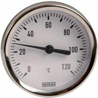 Thermomètre axial