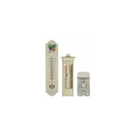 Thermometre cadran mini/maxifai thmmdial