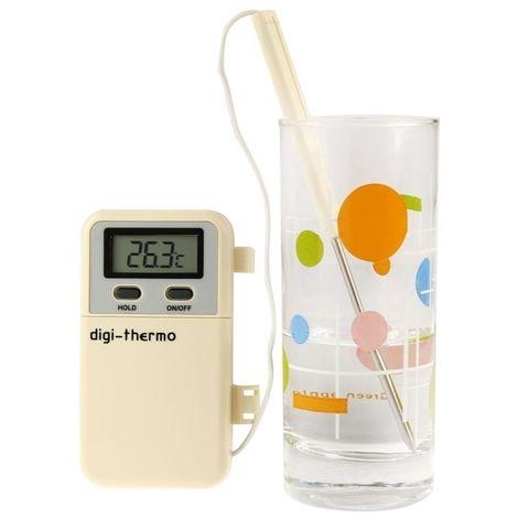 Thermomètre de cuisson de nourriture d'affichage à cristaux liquides Digital de HT-2, ranger de la température: -50 à 300 degrés