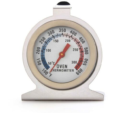 Thermometre De Four, Acier Inoxydable