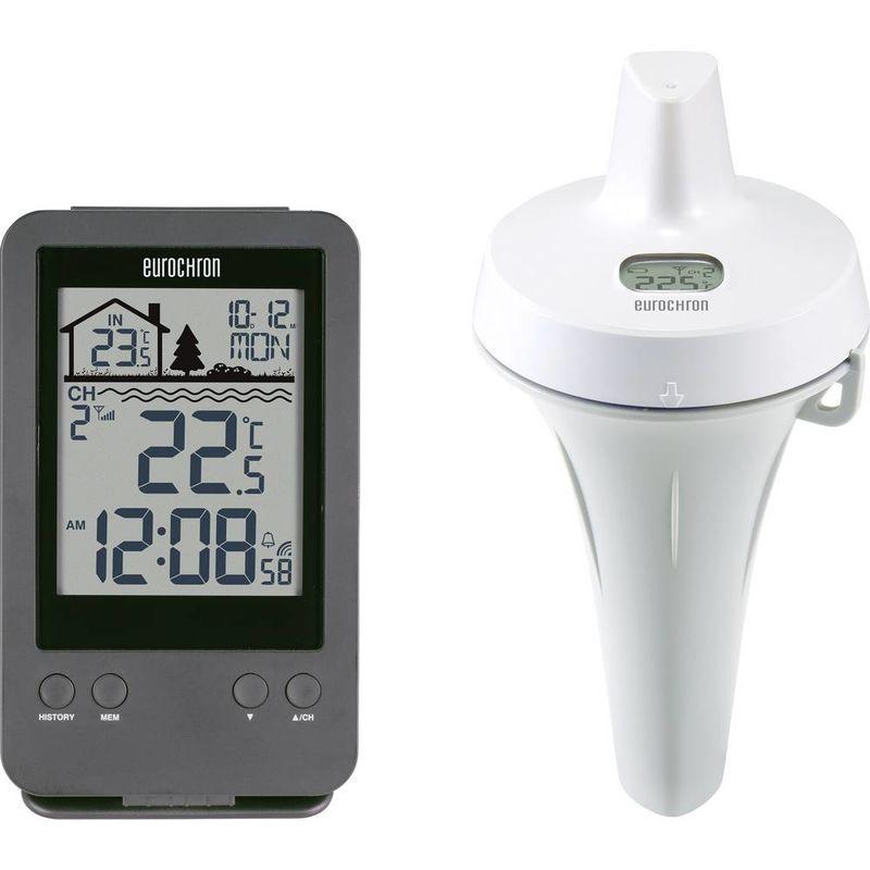 Thermomètre de piscine Eurochron EPT-D1 EC-4279926