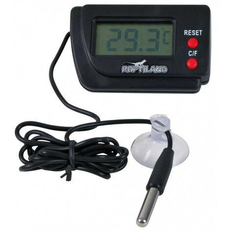 Thermomètre digital avec sonde - poisson