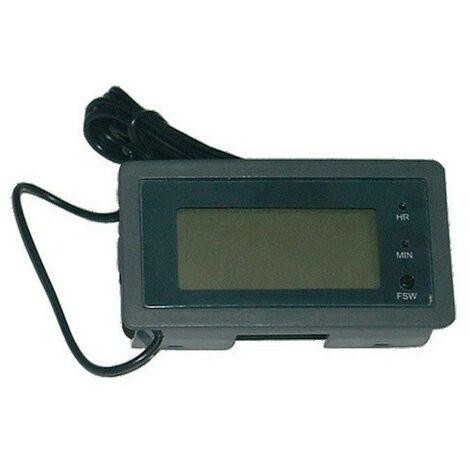 Thermomètre digital encastrable