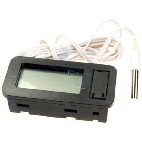 Thermometre Digital Noir Wk3200 6111971 Pour REFRIGERATEUR