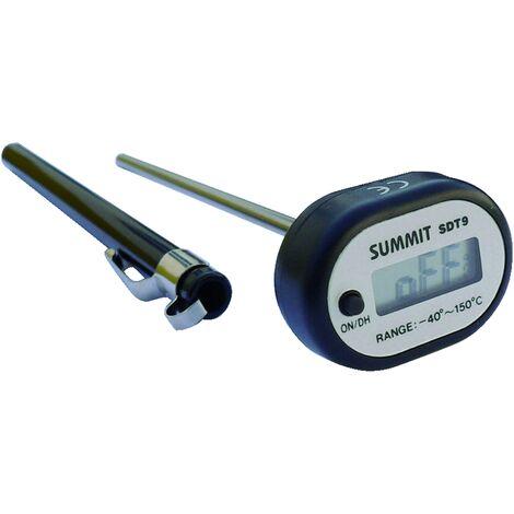 Thermomètre digital Tecnogas SDT9 de poche À 150 11560