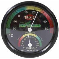 Thermomètre/hygromètre, analogique - ø 7,5 cm