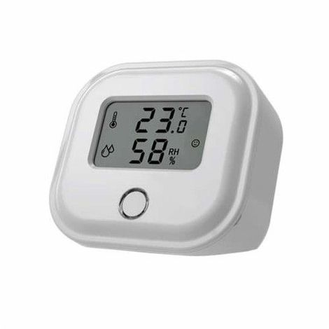 Thermomètre Hygromètre Connecté Lifebox Smart