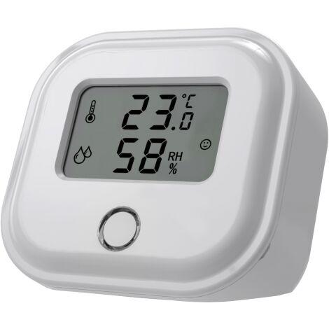 Thermomètre hygromètre connecté LIFEBOXSMART