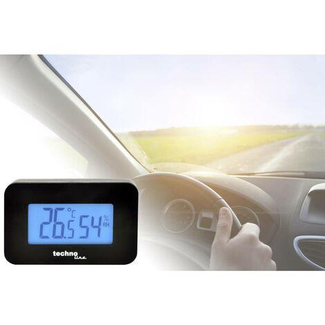 Thermomètre/hygromètre Techno Line WS 7009 température intérieure, fonction min./max., humidité de lair -20 à +50 °C 1 pc(s)