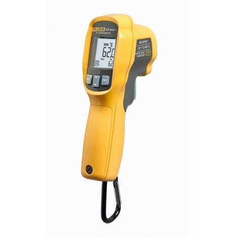 Thermomètre infrarouge Fluke 62 MAX+ Optique (thermomètre) 12:1 -30 à +650 °C