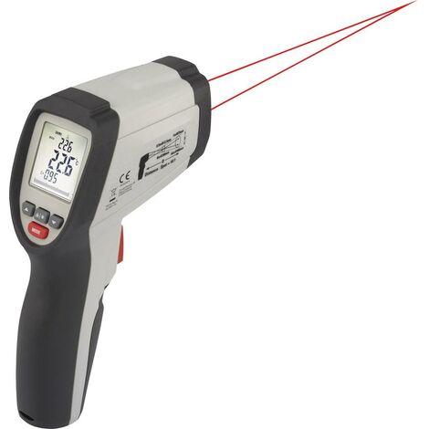 Thermomètre infrarouge VOLTCRAFT IR 650-16D VC-8000155 Optique 16:1 -40 à 650 °C pyromètre 1 pc(s)